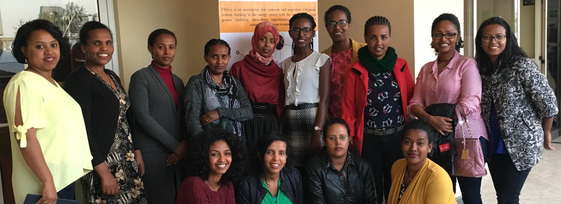 Ethiopian Women in Energy